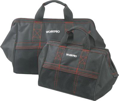 WorkPro 2-pc. tool bag set