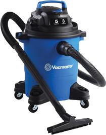 VacMaster 5 gallon wet/dry vacuum
