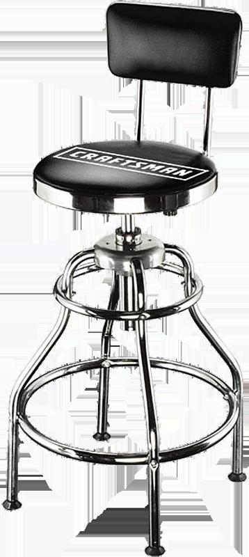 Craftsman adjustable hydraulic seat